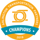 Arlington Transportation Partners 2019 Champions Icon