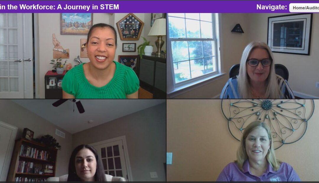 Women in the Workforce: A Journey in STEM